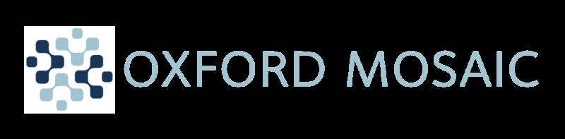 Oxford Mosaic banner